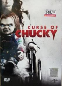 DVD Curse Of Chucky