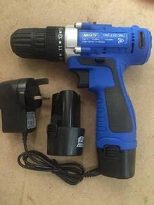 Navato 12V 2 Speed Cordless Drill with LED