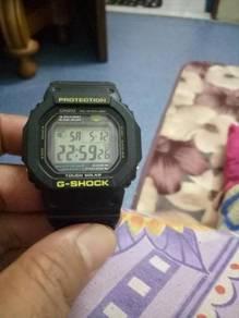 G-Shock G-5600 Tough Solar rare item
