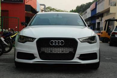 Audi A6 C7 Grille Convert RS6 Grill Bodykit