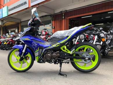 New Colour Benelli RFS 150i SE
