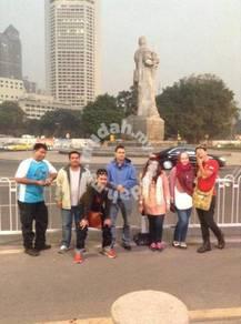 5hari 4malam trip guangzhou china