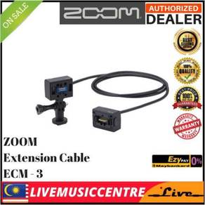 Zoom ECM-3 Extension Cable for Mic 3 Meter (ECM3)