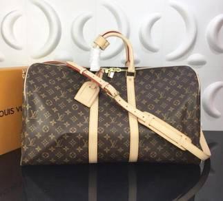 LV Monogram Luggage Bag