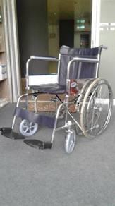 Standard Chrome Wheel Chair