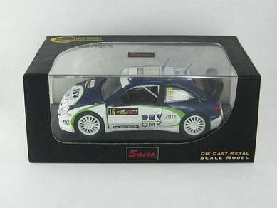 M.stohl rallye de cyprus 2005 Citroen xsara WRC