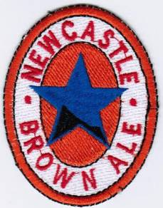 Newcastle Brown Ale Beer Alcoholic Beverage Patch