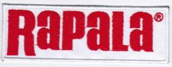 Rapala fishing Badge Embroidered Patch