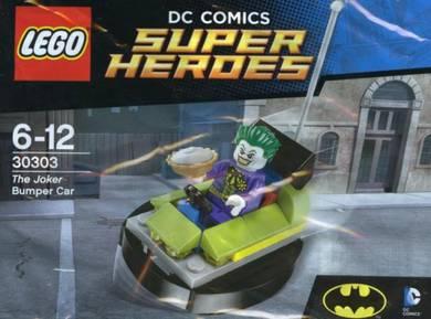 LEGO The Joker Bumper Car