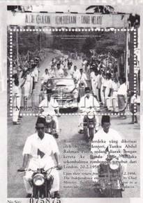 Miniature Sheet Kemerdekaan Ke 46 Malaysia 2003