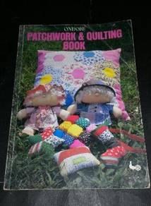 ONDORI PATCHWORK & QUILTING Book