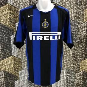 INTER MILAN PIRELLI football jersey size L