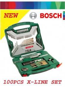 Bosch 100-Piece X-Line Drill & Screwdriver Bit Set