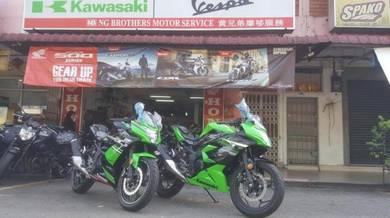 Kawasaki Ninja 250 SL Ninja 250 sl NO GST