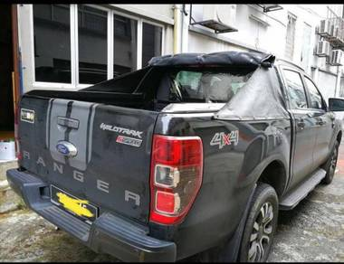 Ford Ranger Wildtrak Canvas