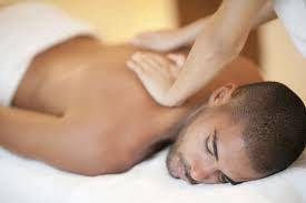 Mans massage centr