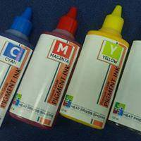 Merdeka Day Special Pigment Ink