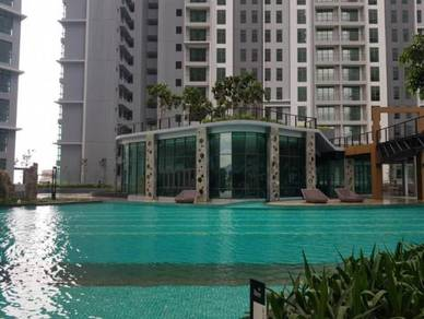 The Henge ,Kepong New Condo, 3 room 2 bathroom 1100 sqftHOT!!