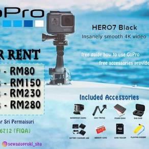 Rent Gopro 7 Black