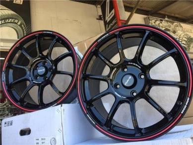 Rays ZE40 Type R Limited Thai 4x114 5x114 5x100