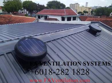 Solar Ventilator LUNAS SUNGAI PETANI / ALOR SETAR