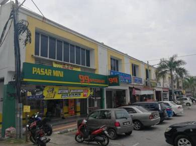 Rawang Bandar Country Home Desa Mas 1.5Storey Shop.Office Lot