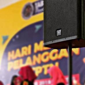 PA System Karaoke Set DJ Emcee