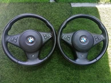 BMW E60 M Sports steering wheel multifunction