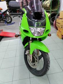 Kawasaki krr 150 secondhand