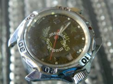 Soviet Union vintage watches