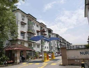 Bilik Nuri Court Apartment dkt LRT Cempaka