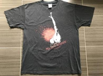 All that remains tee shirt