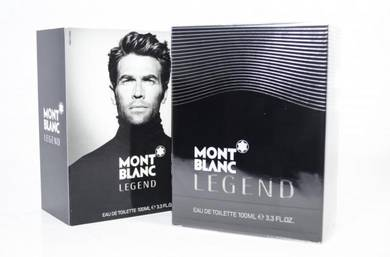 Legend by Mont Blanc Perfume