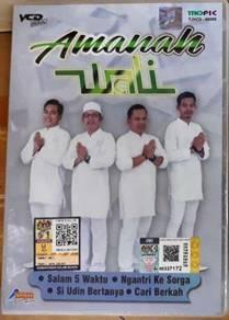 Wali Amanah Original VCD Karaoke