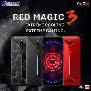 NUBIA RED Magic 3 (8GB RAM   128GB ROM) MODEL BARU