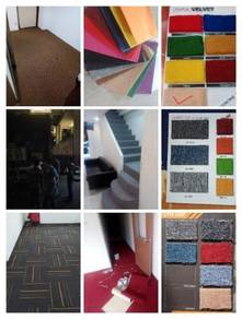 Promosi hebat-Vinyl floor,Wallpaper-Carpet ofis