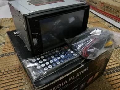 Dvd player 2 din siap reverse cam