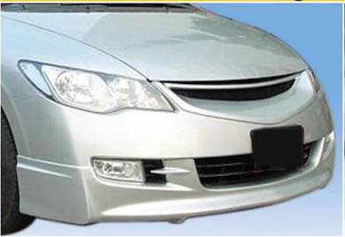 Honda Civic 2006-2008 Mugen Bodykit Fiber