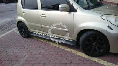 Side Skirt Perodua Myvi