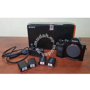 Sony camera a7s very new!!!!!