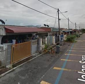 Taman Saga Single Storey Medium Cost House FOR SALE