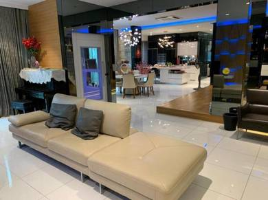 Furnished 3 Storey Semi D House with Lift D Island Residence Puchong