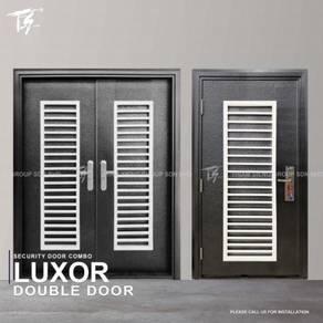 Security Door combo Double +Single Zone 1