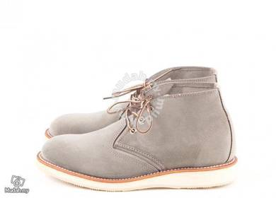Work Boots Red Wing Classic Chukka Sage Mohav 3144