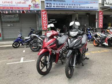 CMC Ario 110 ario110 Honda alpha 110 dash 110