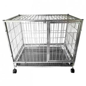 Stainless Steel Cage 68W x 45D x 59H CM FREE POS