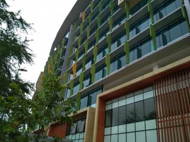 Melawati cpmmercial centre a high end unit at ampang
