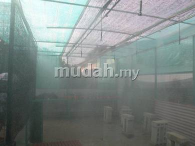 Automatic Mist Spraying DIY Set - For Orchid, Rose