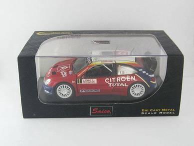 S.loeb rallye de monte carlo 05 -Citroen xsara WRC