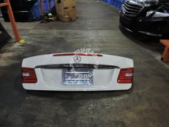 Mercedes E-class W207 Coupe Rear Boot Lid Complete